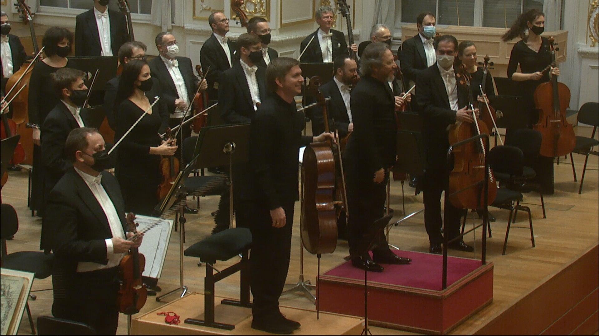 Cikker / Šostakovič / Beethoven