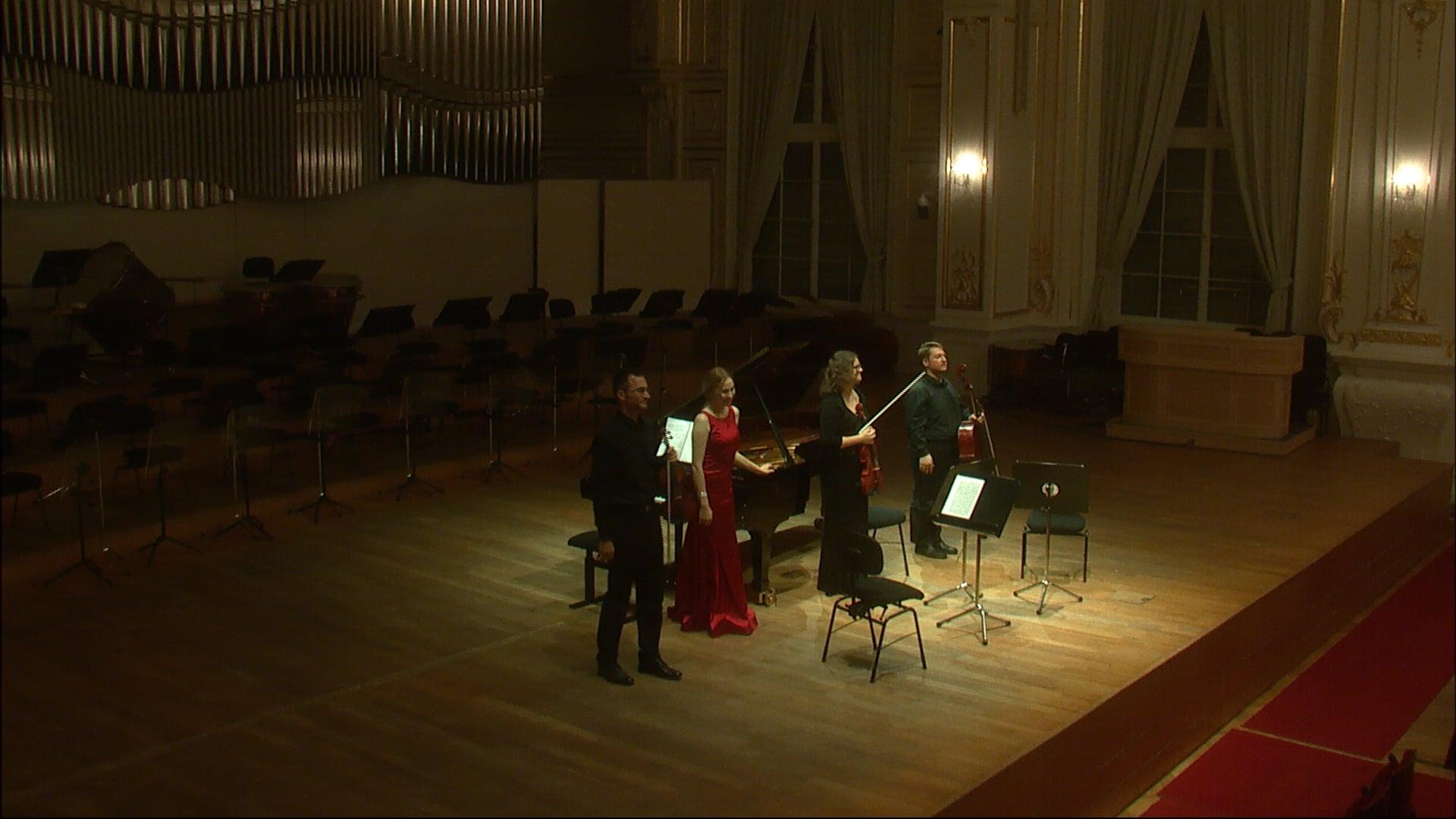 Mucha Quartet / Hollaender-Pogády