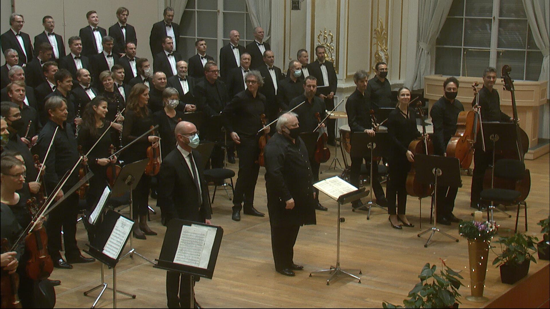 Schubert / Dvořák