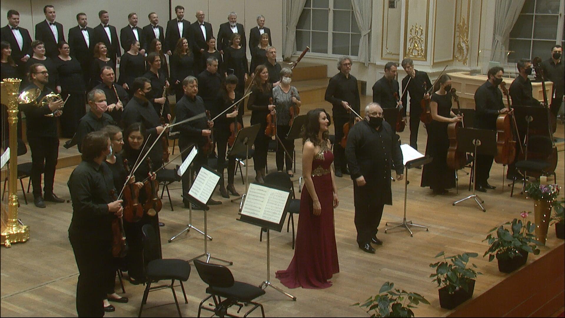 Adventný koncert / SKO / Lúčnica