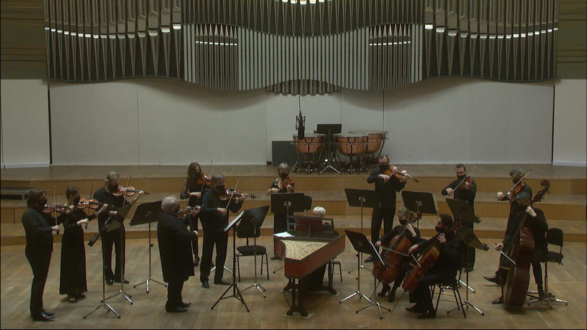 Slávnostný koncert k 60. výročiu založenia SKO