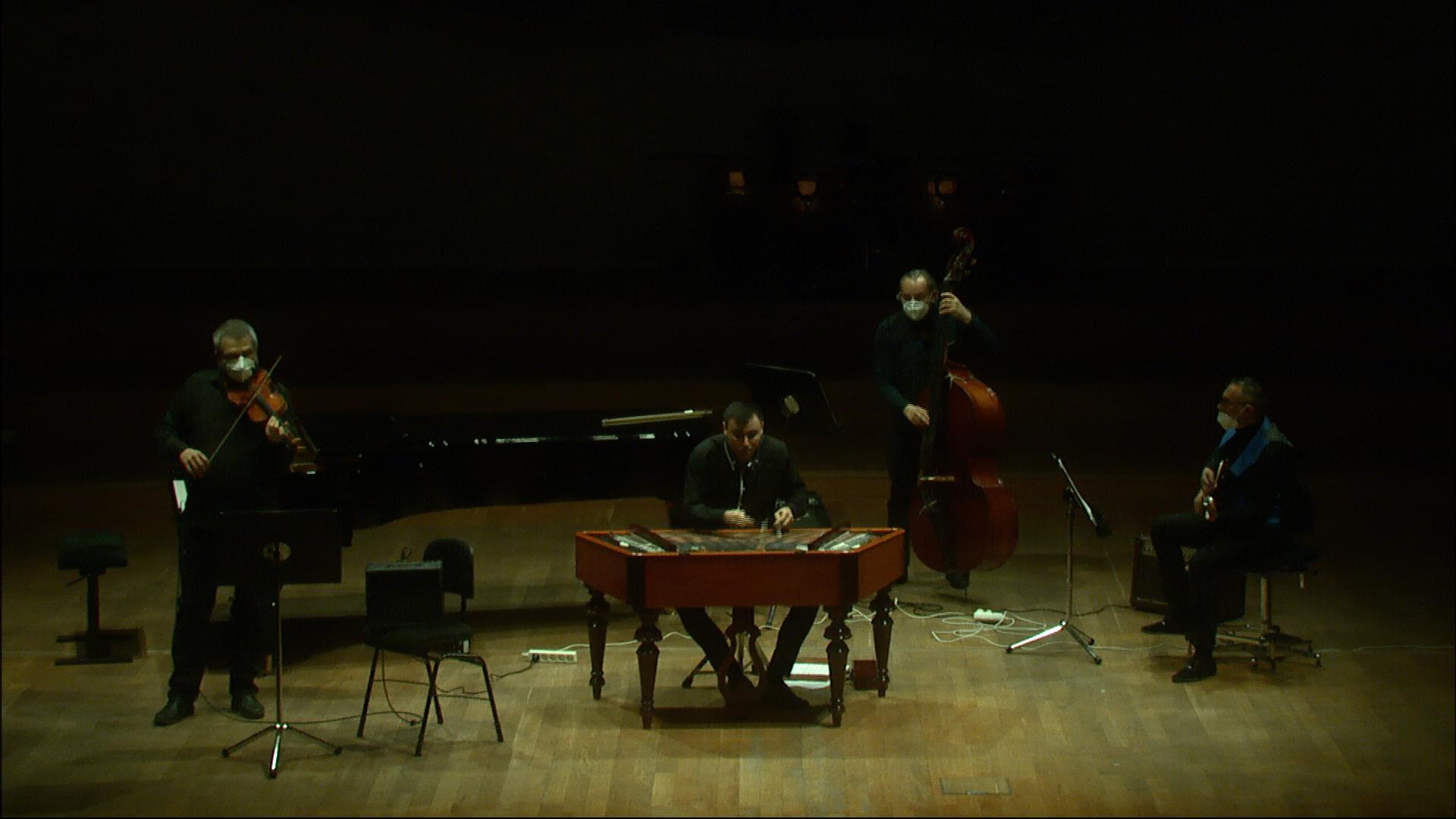 Mykhaylo Zakhariya – Cimbal