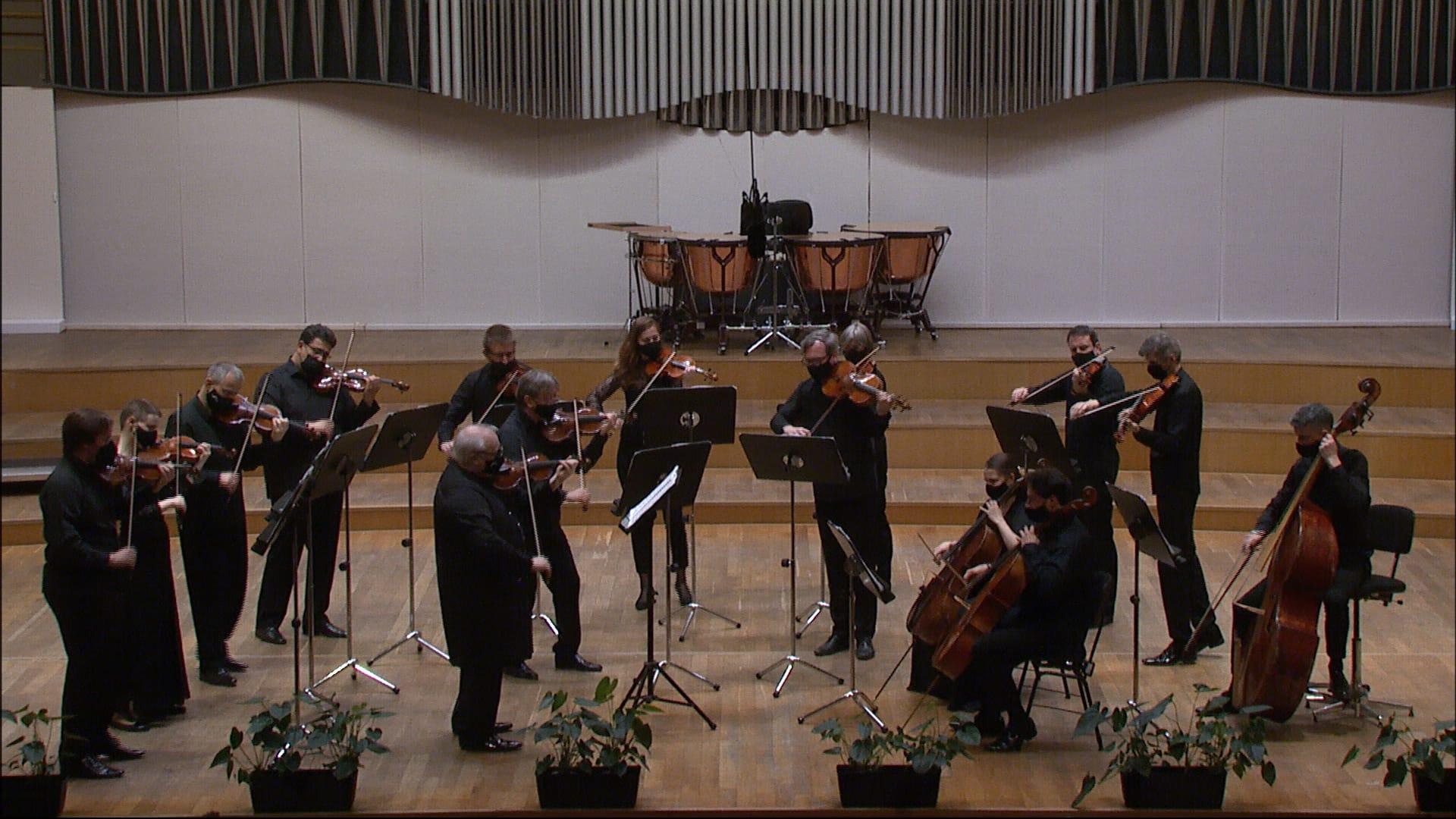 Koncert s publikom – Mozart / Šostakovič / Dvořák