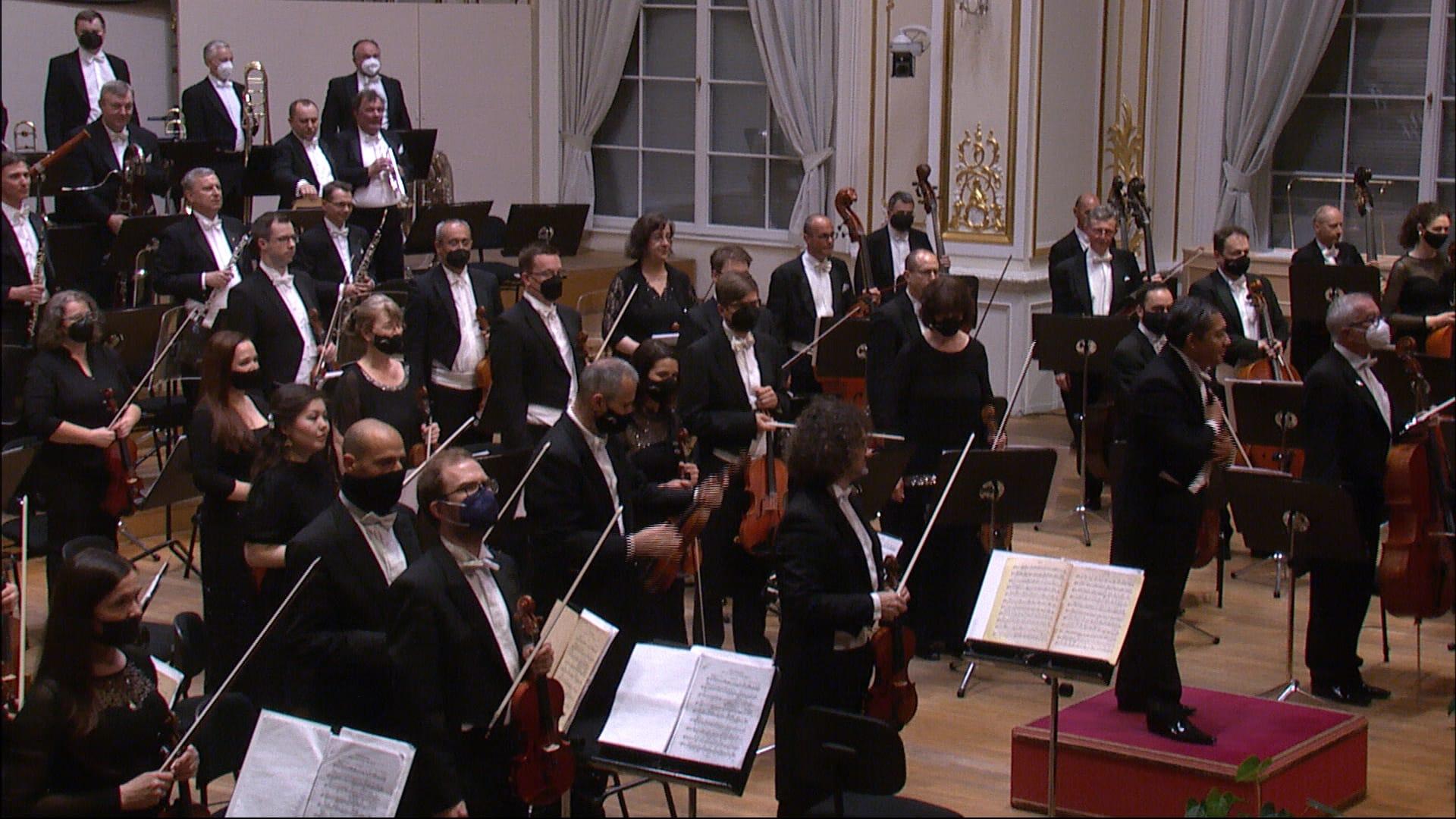 Dvořák / Brahms / Bruch