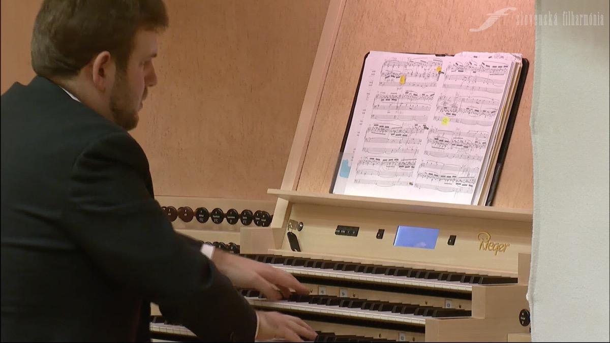 BHS 2015, Organový recitál / Kennedy