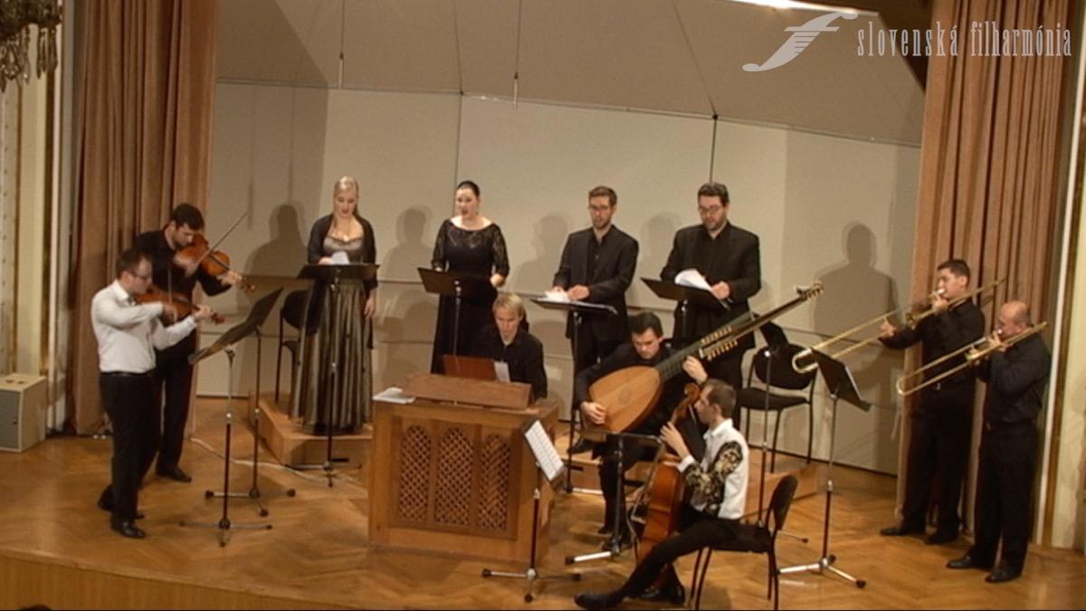 Il Cuore Barocco – Vianočný koncert