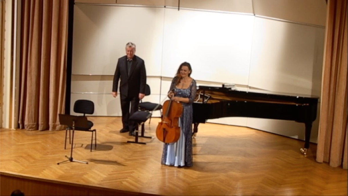 Brahms, Martinů, Franck
