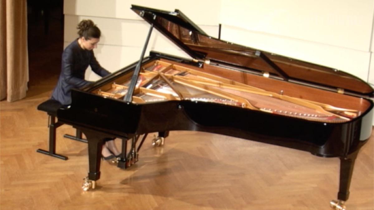 Klavírny recitál IV. – Yulianna Avdeeva