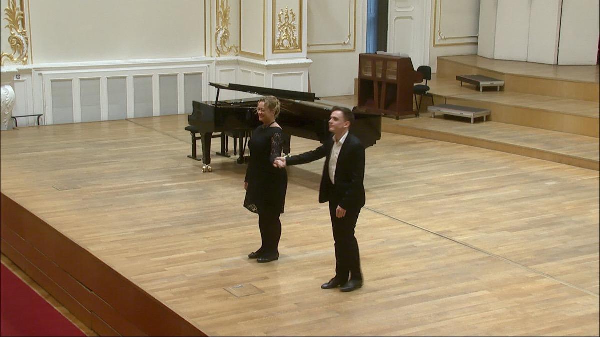 Organový recitál IV. – Thomas Ospital, Monika Melcová