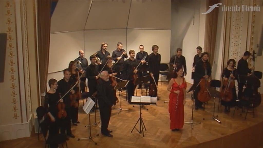 Stamic, Donizetti, Mozart