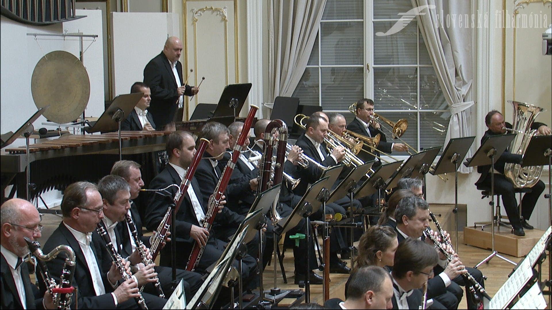 Záverečný koncert XXVII. ročníka festivalu Nová slovenská hudba