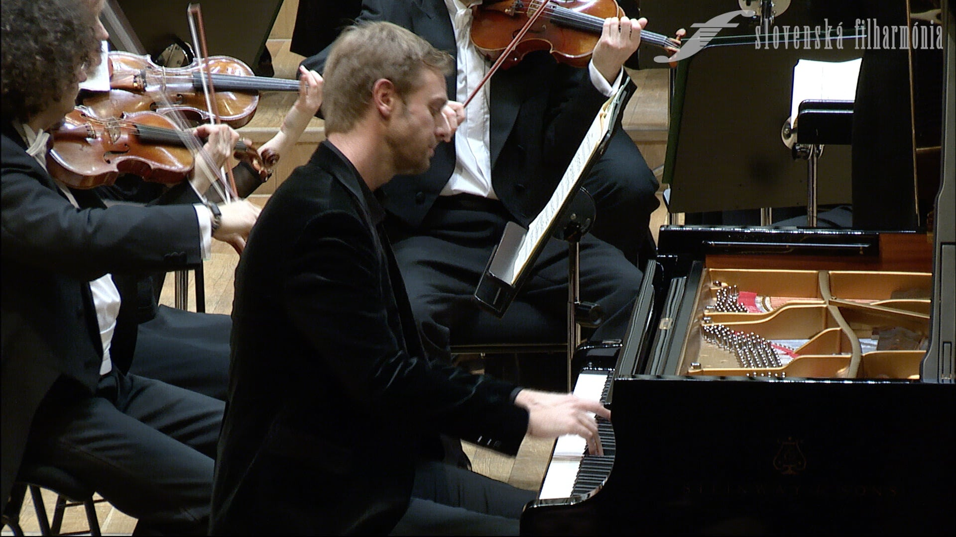 Penderecki, Mozart