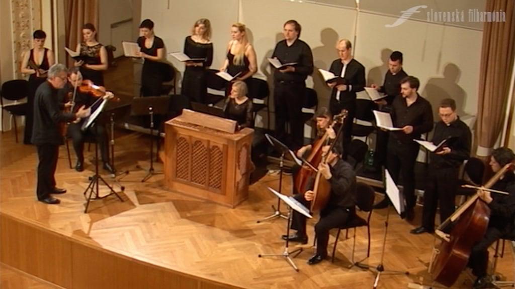 Veľkonočný komorný koncert