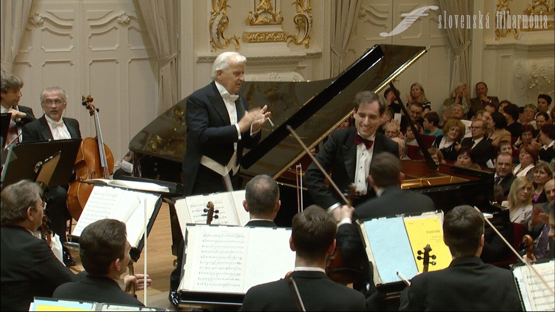 Rimskij-Korsakov, Rachmaninov, Stravinskij