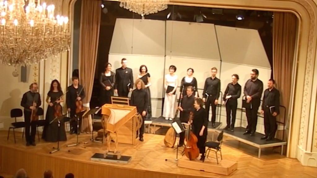 Milovaní v sakrálnej a svetskej hudbe zRíma