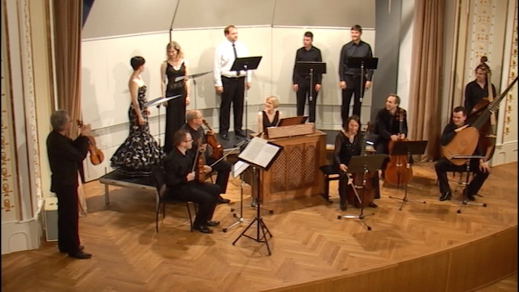 Otvárací koncert festivalu Dni starej hudby