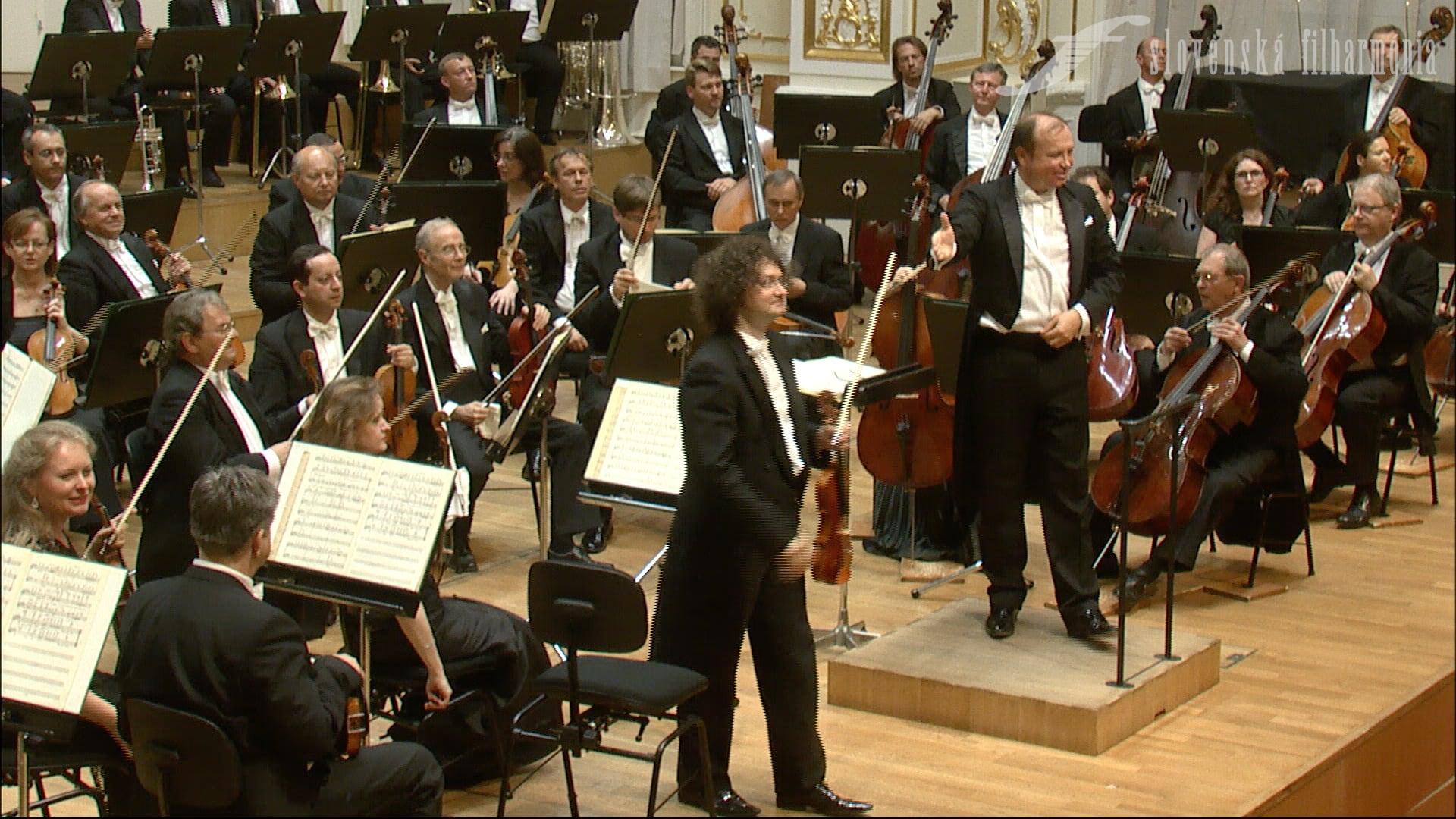 Sibelius, Grieg, Suk