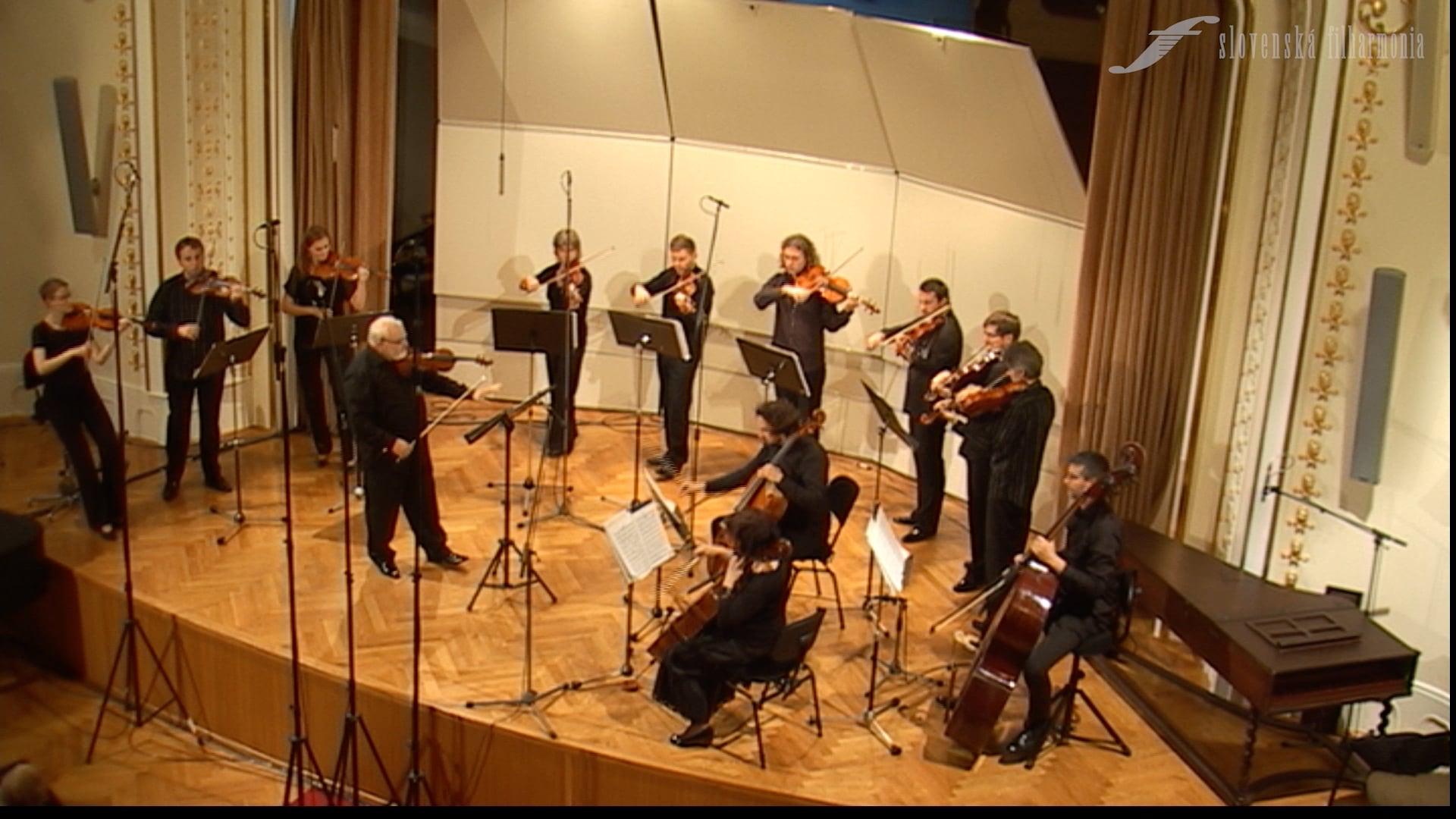 BHS 2015, Slovenský komorný orchester