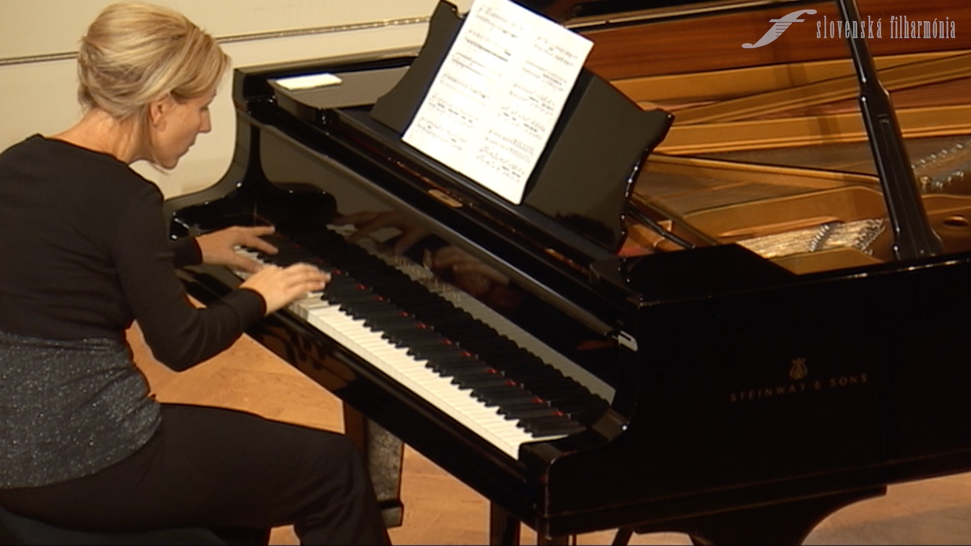 BHS 2015, Večer slovenskej klavírnej tvorby