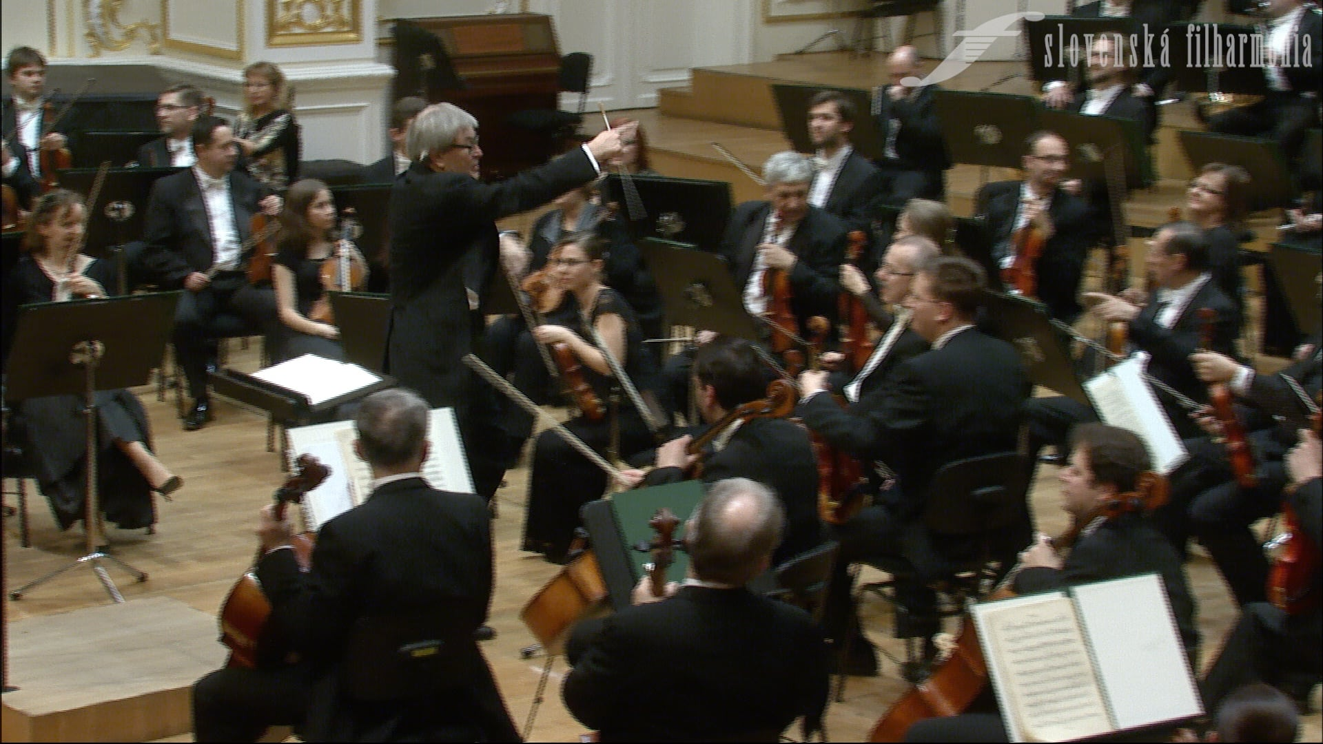 Rachmaninov, Musorgskij, Brahms