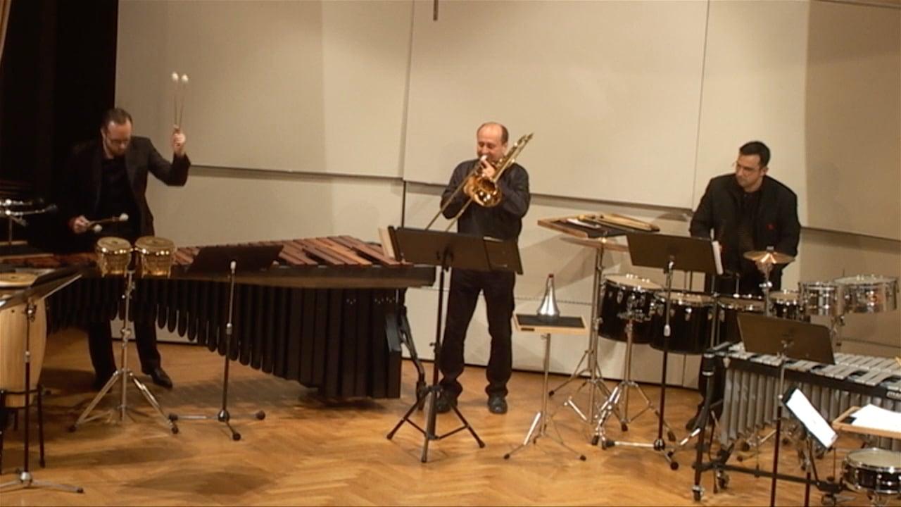 Vivaldi, Furst, Xenakis, Stoyanov, Reiffeneder
