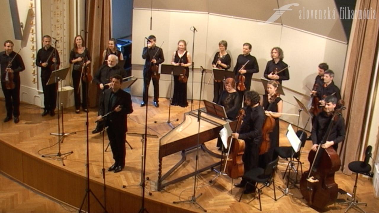 Bach, Leclair, Berger