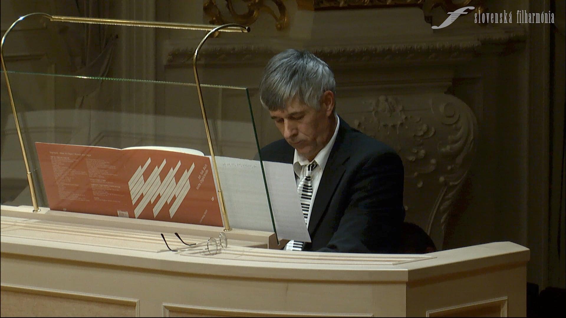 Adventný organový recitál – Florian Pagitsch