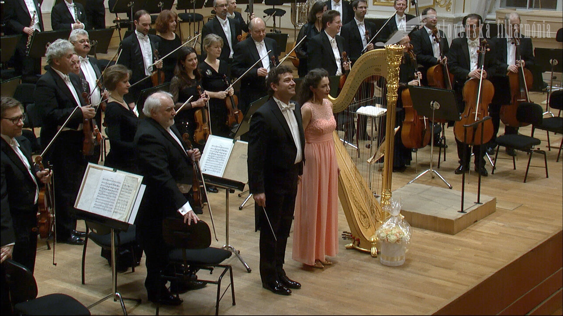 Bizet, Reinecke, Dvořák, Ľadov