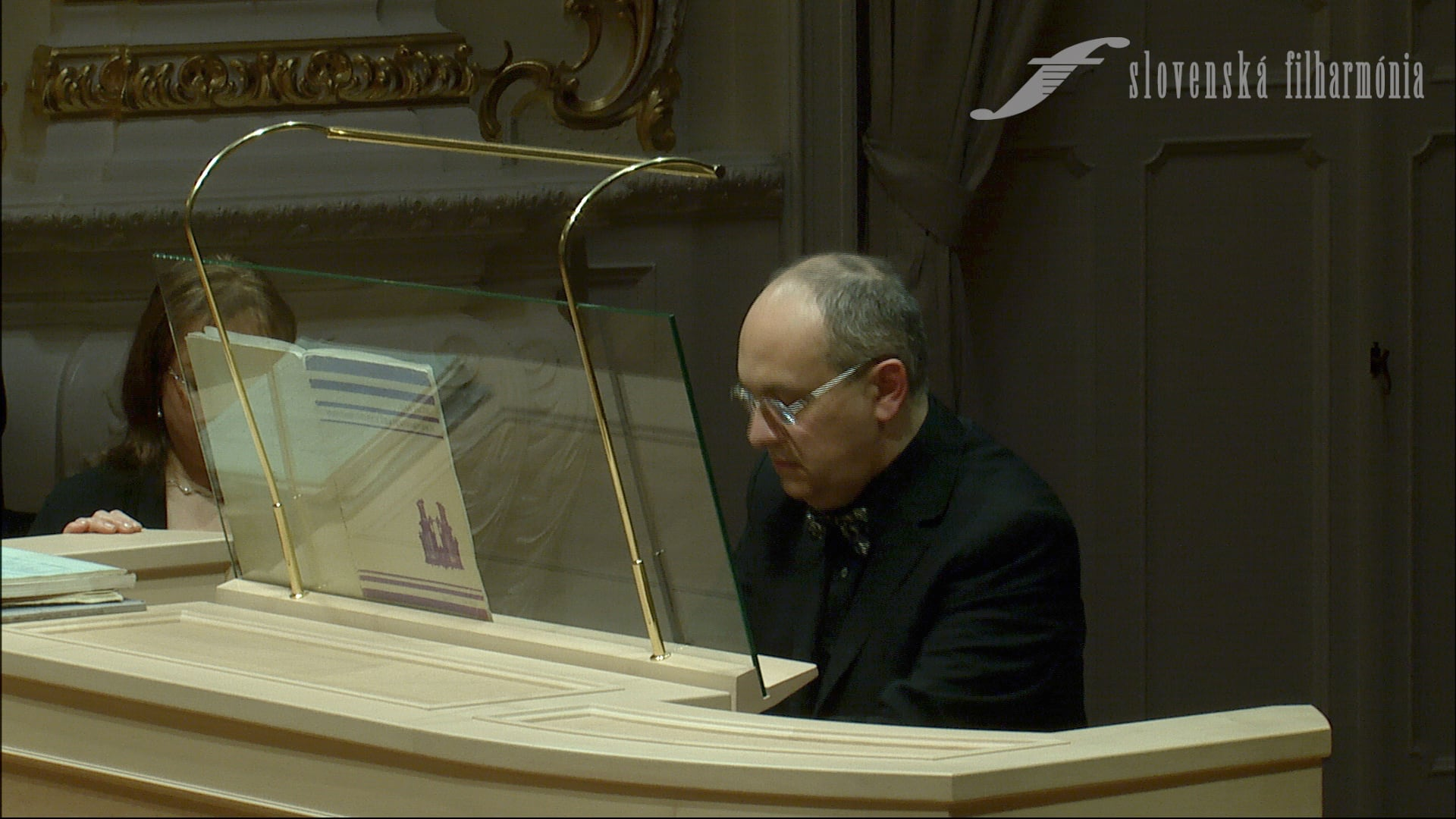 Organový recitál II. – Roberto Marini