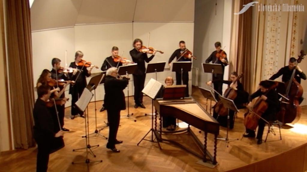 Torelli, Vivaldi, Corelli, Godár