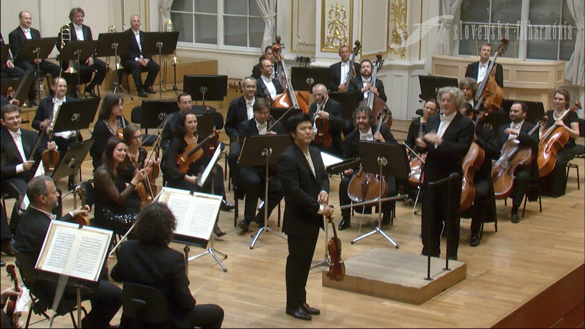 Mozart, Saint-Saëns, Schubert