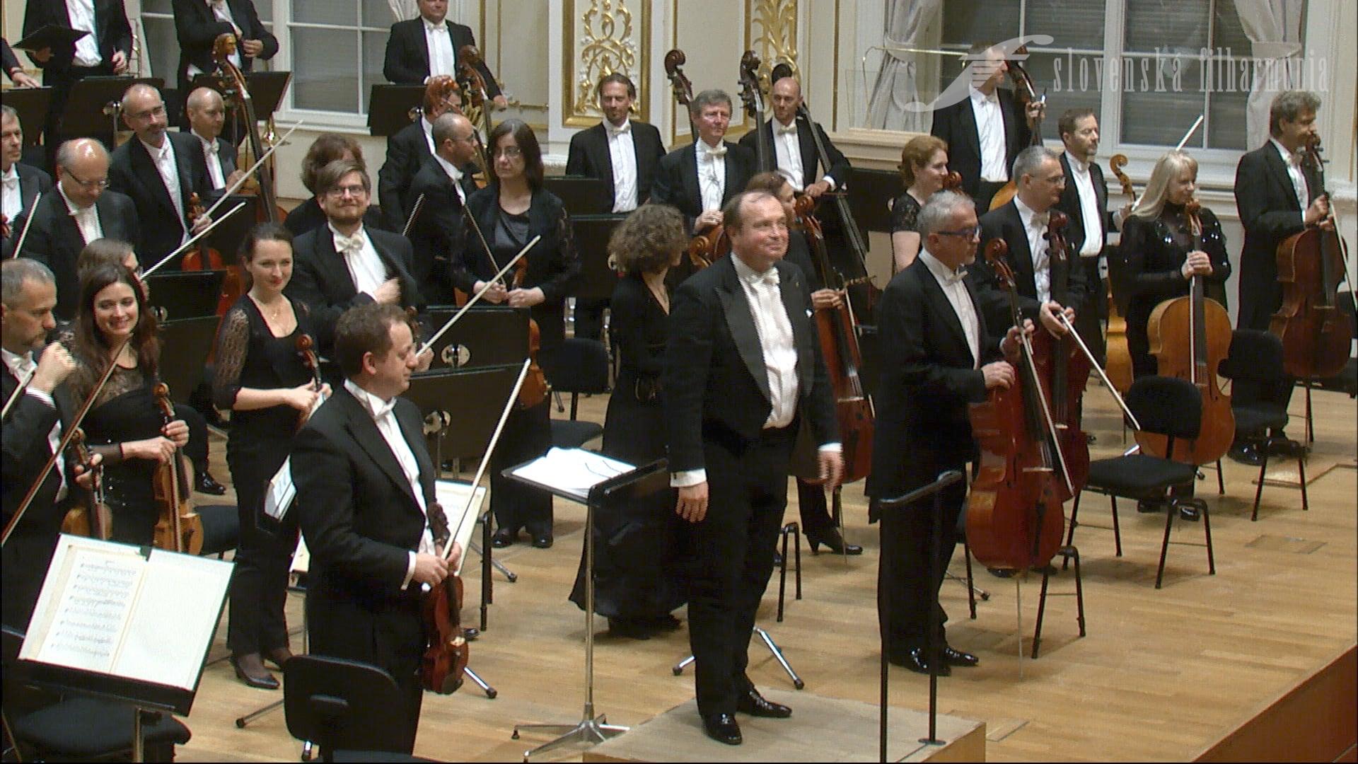 Liszt, Mozart, Čajkovskij