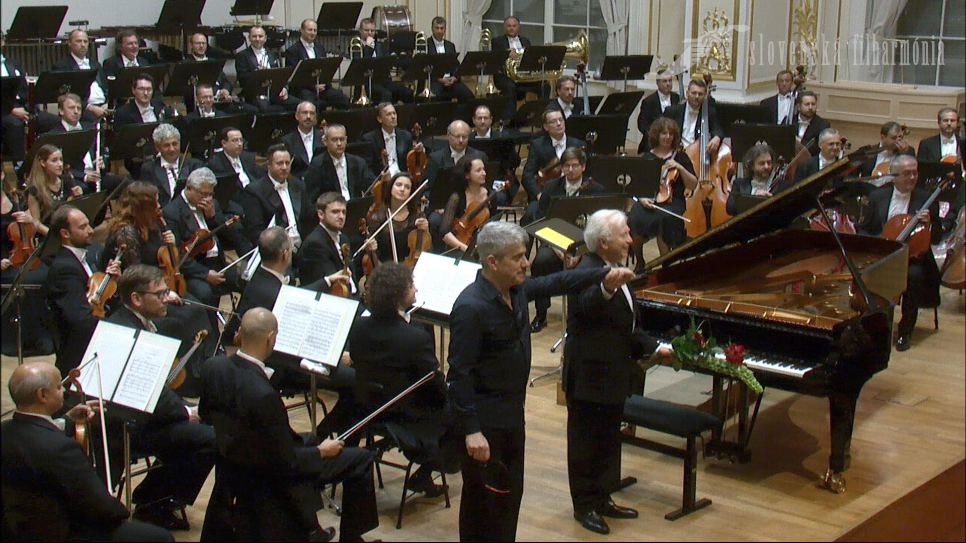 Breiner, Gershwin, Musorgskij