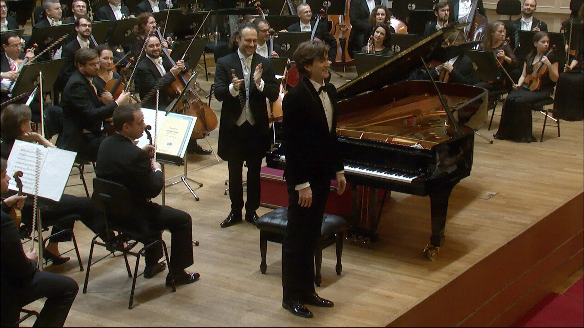 Balakirev,  Rachmaninov, Ravel