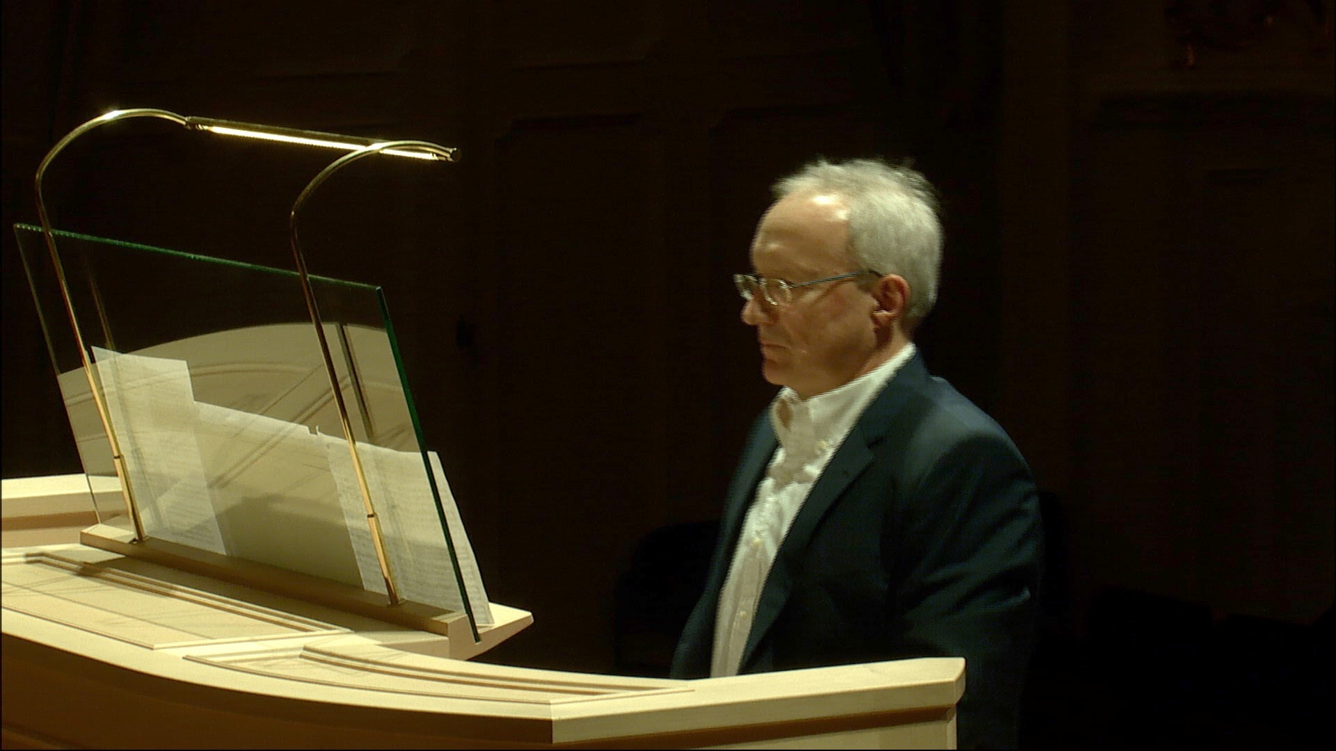 Organový recitál II – Wolfgang Capek