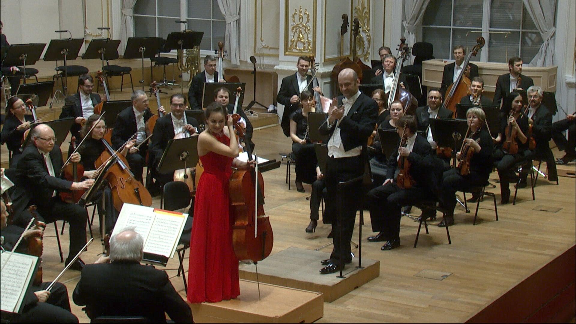 Koncert študentov VŠMU s orchestrom Slovenskej filharmónie