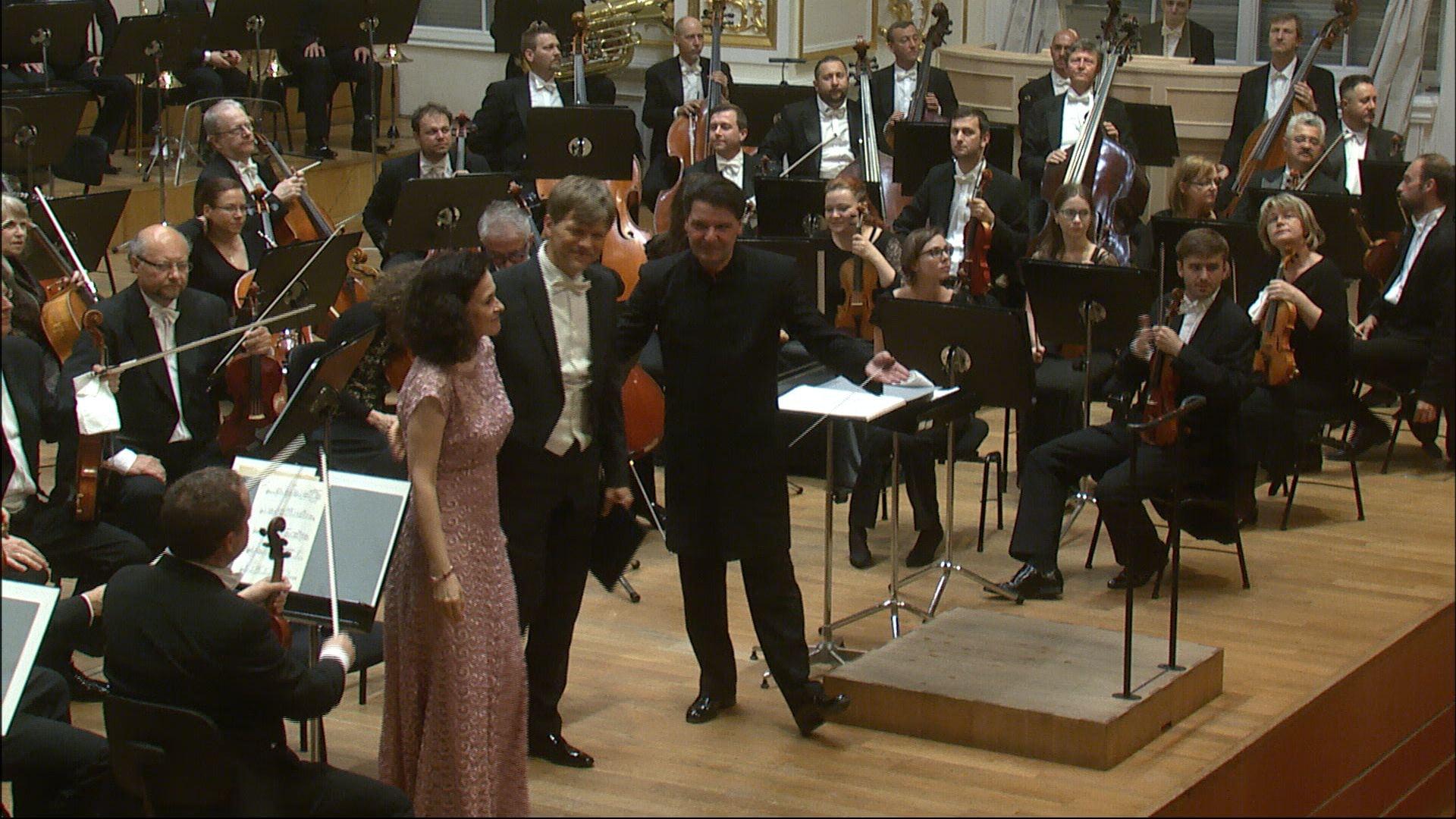Mozart / Strauss / Zemlinsky