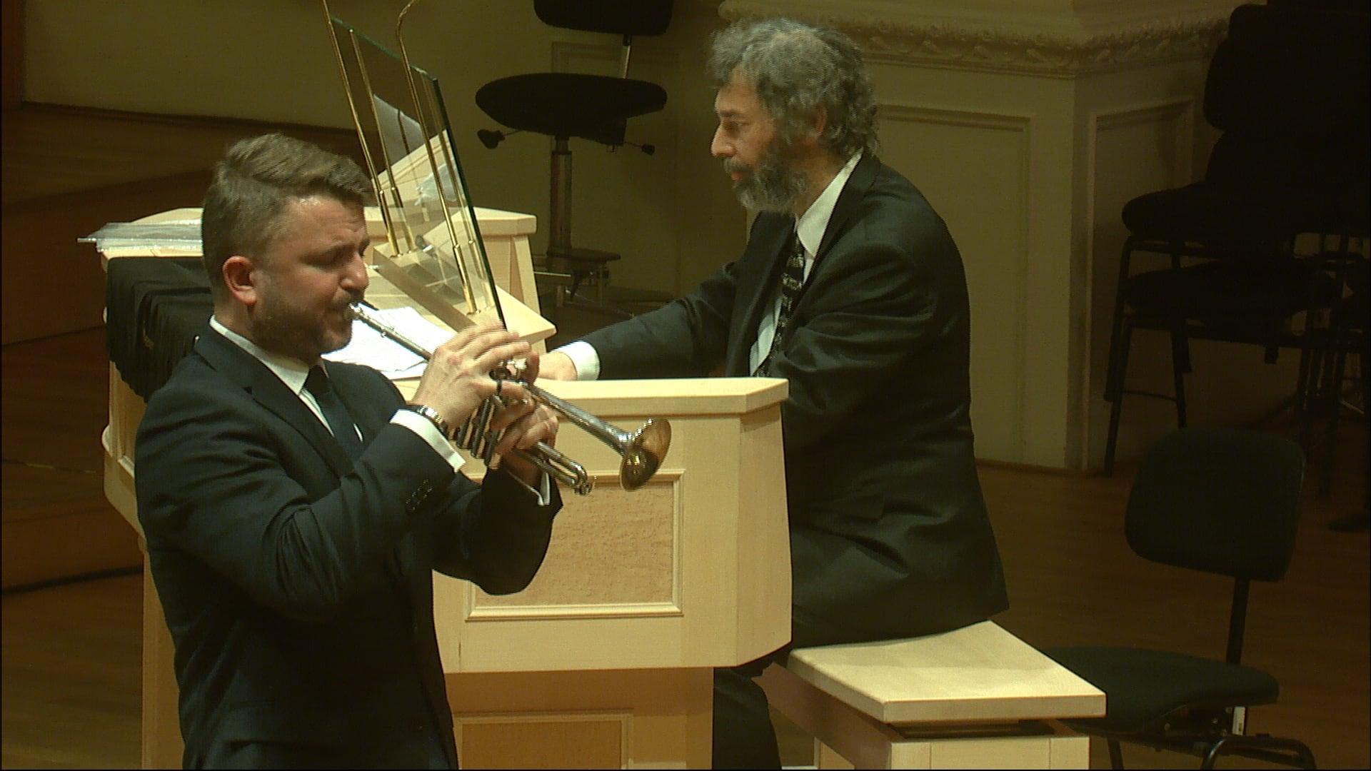 Organový recitál I – Daniel Zareckij, Vladislav Lavrik
