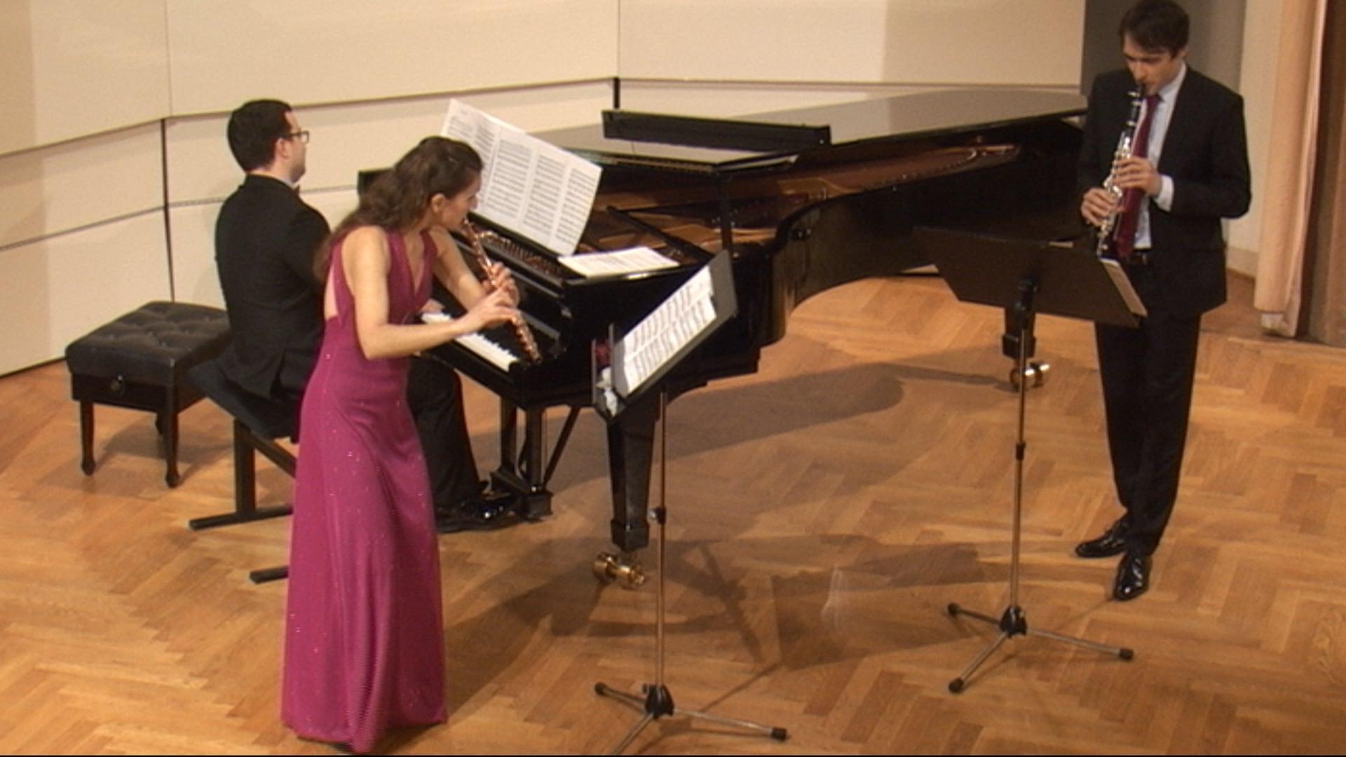 Debussy / Poulenc / Aguila / Saint-Saëns / Peterson