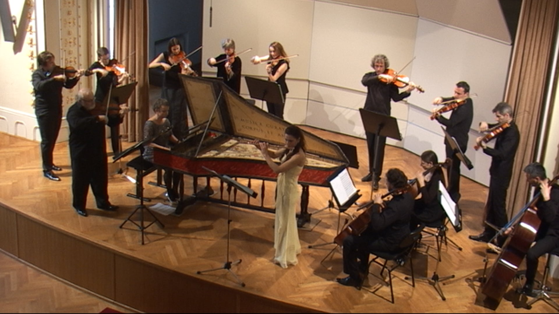 Bach / Couperin / Graham
