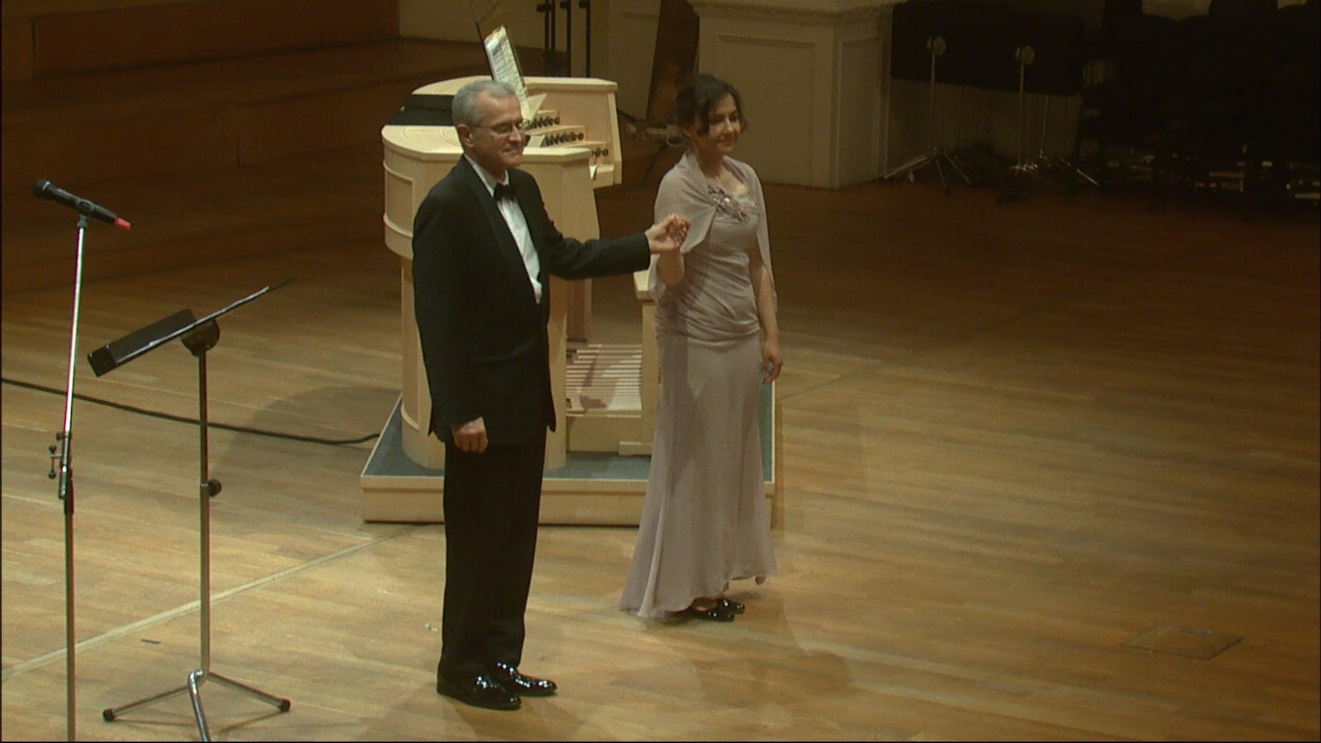 Organový recitál III – Zuzana Ferjenčíková, Štefan Bučko