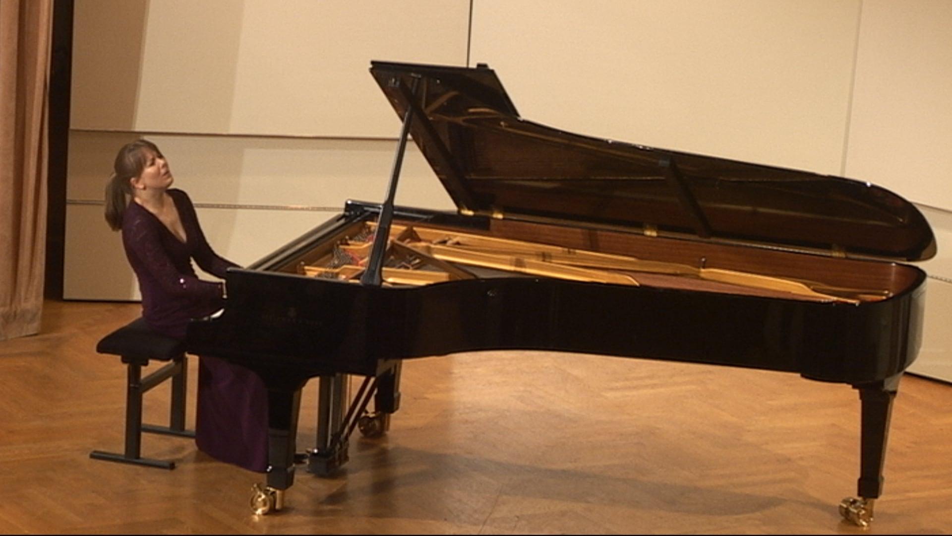 Klavírny recitál – Julia Kociuban