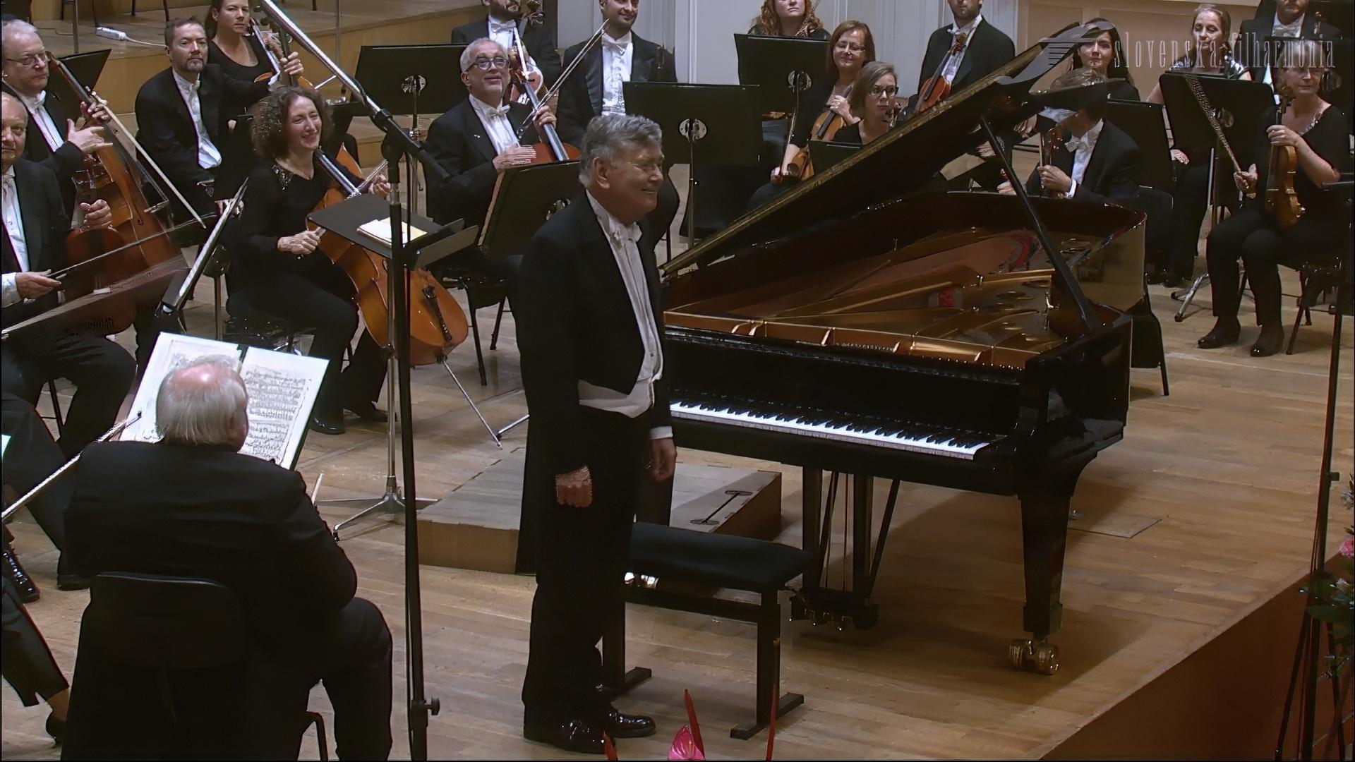 Otvárací koncert 55. ročníka BHS