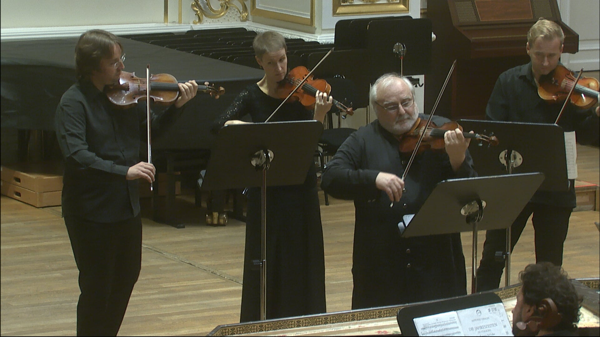 Antonio Vivaldi – Štyri ročné obdobia