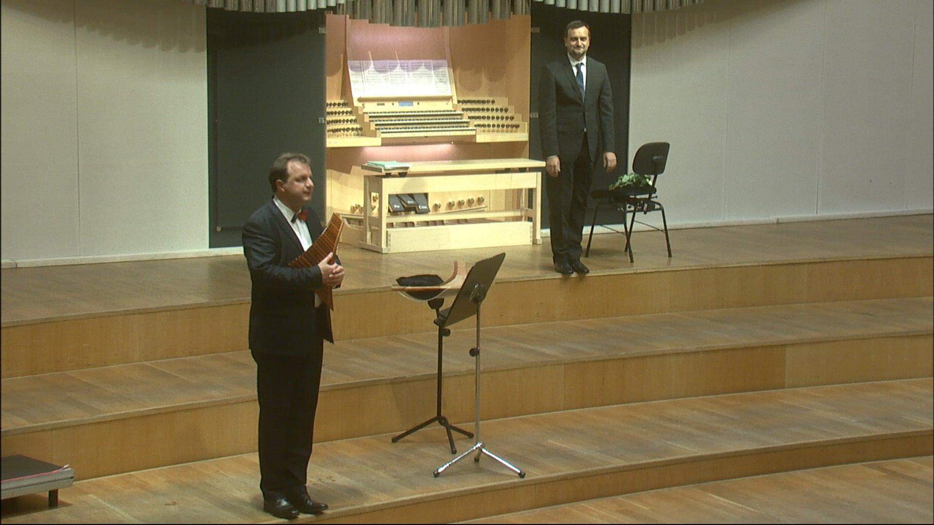 Organový recitál I – Stanislav Šurin, Helmut Hauskeller