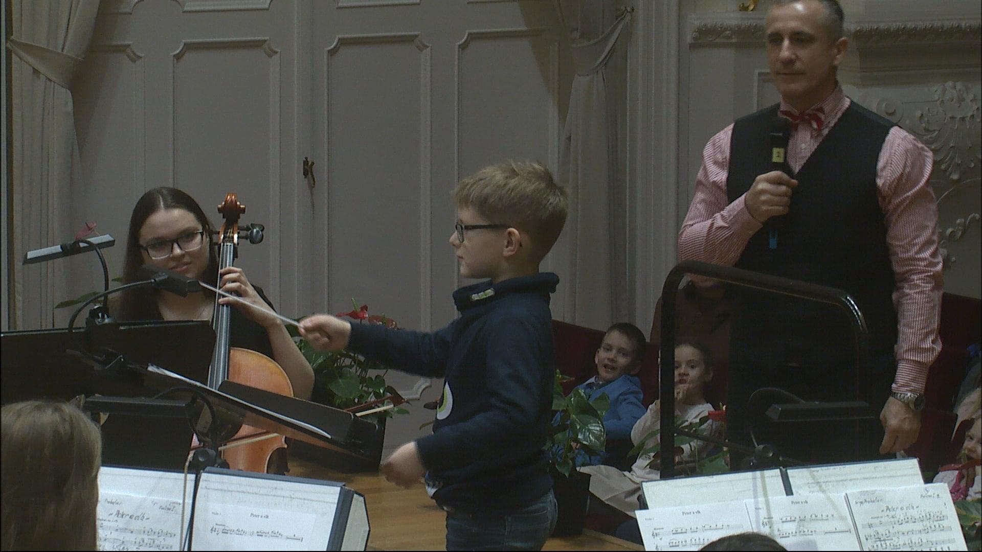 Hudobná akadémia III – Symfonický orchester Konzervatória v Bratislave